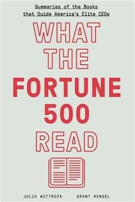 What the Fortune 500 Read (Paperback or Softback)