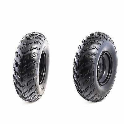 "LEFT 22x10-10 22X10X10 TIRE WHEEL 10/"" RIM 250CC ATV QUAD GOKART TAOTAO H AW05-L"