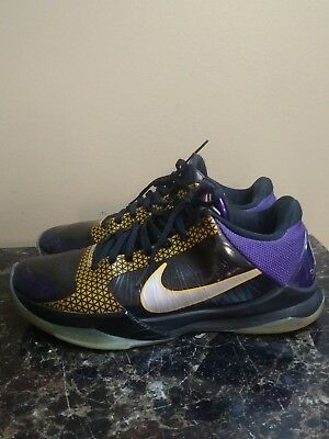 cheap for discount 41b12 ce2b3 ... low cost nike zoom kobe 5 playoff pack d96ad 52db7
