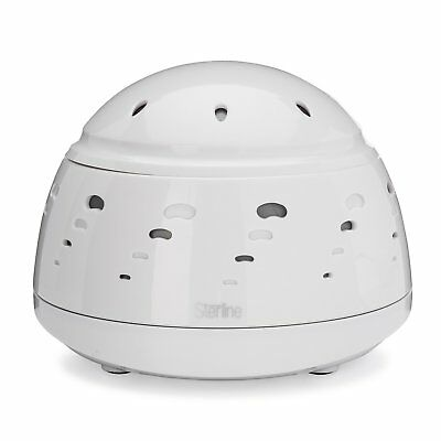 Easy Sleep Therapy Noise Machine Baby Nature Soothing Relax Night Sound White US