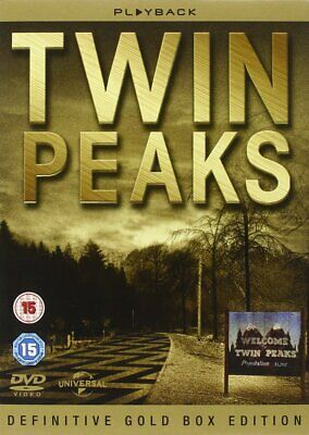 Twin Peaks The Complete Series Definitive Gold Collection New 10 Dvd Boxset