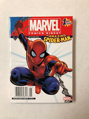 MARVEL Comics Digest 1st Issue The Amazing Spiderman