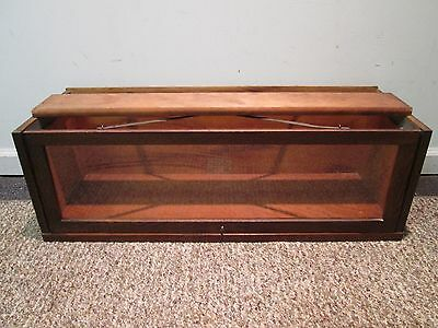 Antique Globe Wernicke Co. Oak Barrister Bookcase Section Pattern 709 #14