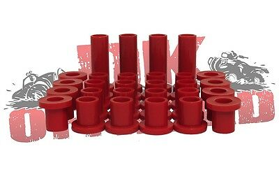 2010-17 Polaris Xp 550/850 Complete Polyurethane Suspension Bushing Kit