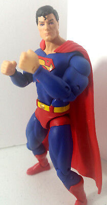 DC Icons Superman Action Figure COMPLETE By DC Collectibles