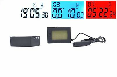 Black Infrared Lap Timer Transmitter Receiver For Motorcycle ATV