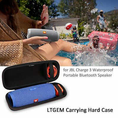 Travel Carrying Case For JBL Charge 3 Portable Bluetooth Speaker Storage Bag