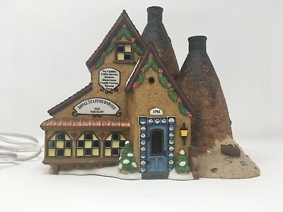 "Department 56 Dickens' Village Series ""Royal Staffordshire Porcelains"""