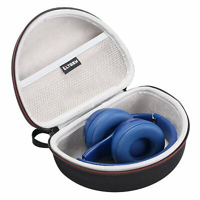 LTGEM Carrying Case for Over-Ear Beats Studio/Pro/Solo2/Solo3 Travel Storage Bag