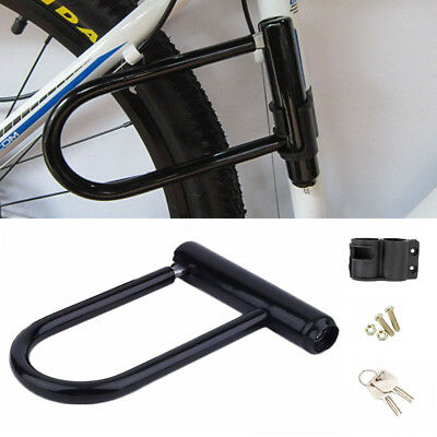 BIKE U BICYCLE LOCK Anti Theft STRONG CYCLE SCOOTER BIKE MOTORCYCLE Safe D LOCK