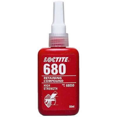LOCTITE 680 RETAINING COMPOUND 50 mL - High Strength