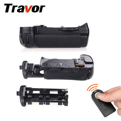 TRAVOR MB-D10 Battery Grip Fr Nikon D300 D300s D700 SLR Camera + Infrared Romote