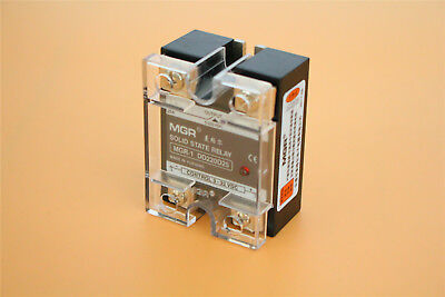 Input 3-32V DC Load 5-220V DC 25A Solid State Relay SSR-25 DD220D25 DC to DC