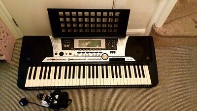 yamaha psr 340 keyboard psr 340 picclick uk. Black Bedroom Furniture Sets. Home Design Ideas