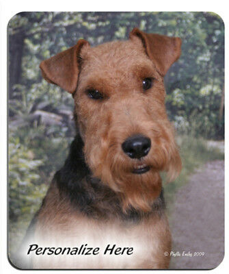Lakeland  Terrier   ( 1 )    Personalized  Mouse Pad