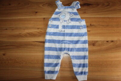 NEXT boys Elephant dungarees 6-9 months *I'll combine postage