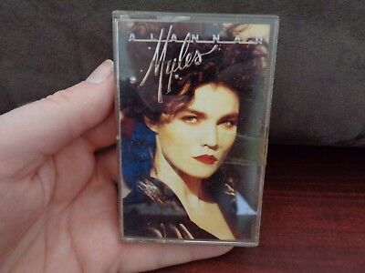 ALANNAH MYLES_used cassette_ships from AUS!_zz61_TU