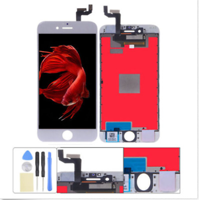 LCD Display Touch Screen Replacement Digitizer For iPhone 6S+Tools Assembly UK