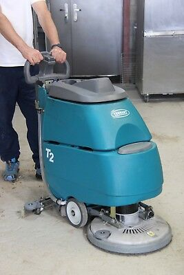 T2 Automatic Floor Scrubber-Dryer