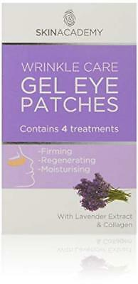 Pretty Wrinkle Care gel Eye Patches, confezione da 4 (Z2G)