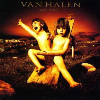 Van Halen - Balance NEW CD
