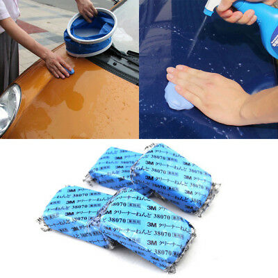 Marks Wash Car 190-200g Remove Bar 3M Detailing Auto Cleaner Magic Cleaning Clay