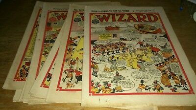 13 Wizard Comics 1948