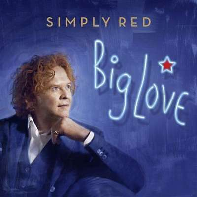 Simply Red - Big Love NUOVO CD