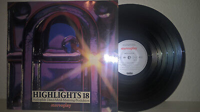 LP Stereoplay Highlights 18 1984 Germany Marifon Cream Bee Gees Who Clapton