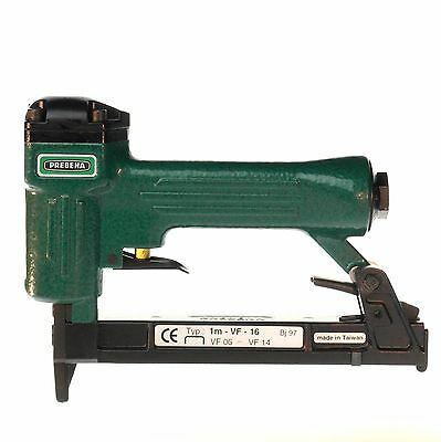 "22 Gauge Fine Wire Stapler 7/16"" Crown 5/8"" Max Length"
