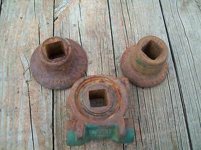 John Deere RWA Disc ;  Disc Gang Shaft Bearing Assembly with Half Spacers