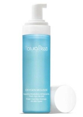 Natura Bisse Oxygen Mousse Fresh Foaming Cleanser 150ml £38 NEW BOXED *FAST POST