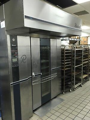 Refurbished 2007 Revent 724 Double Rack Oven W rofco b5 stone oven picclick  at bakdesigns.co
