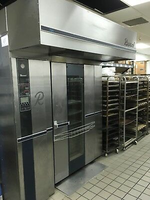 Refurbished 2007 Revent 724 Double Rack Oven W rofco b5 stone oven picclick  at virtualis.co