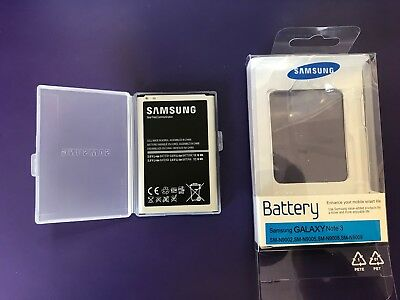 Original New Genuine Battery B-800BC For  Samsung Galaxy NOTE 3  3200mAh