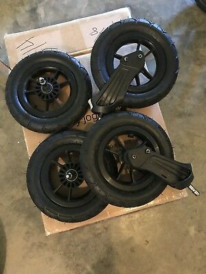 Baby Jogger Versa GT Wheels / Baby Jogger City Premier all terrain wheels