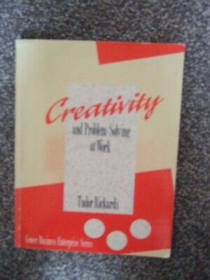 GOWER Creativity & Problem Solving at Work by Tudor Rickards