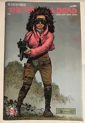 The Walking Dead #171A - 1St Appearance Of Princess (Wk36)