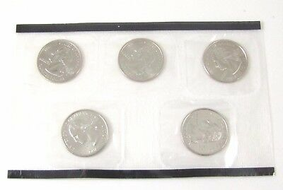 2005 United States Mint Uncirculated Coin Set Philadelphia and Denver
