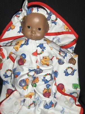 SALE Baby Toy Sleeper Blanket Doll Clothes Handmade For American Girl Bitty Baby
