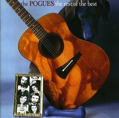 POGUES - Rest Of Best 16tr - CD - Import - **BRAND NEW/STILL SEALED**