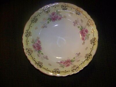 Dogwood By Royal Albert Nw-dw-52swirled Floral Gold Trim Shell Candy Nut Dish Bowls