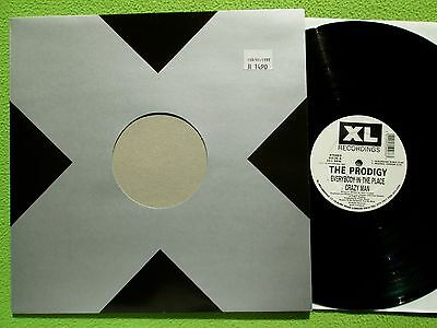 "12"" The Prodigy - Everybody In The Place (Fairground Remix)  XL Recordings 1991"