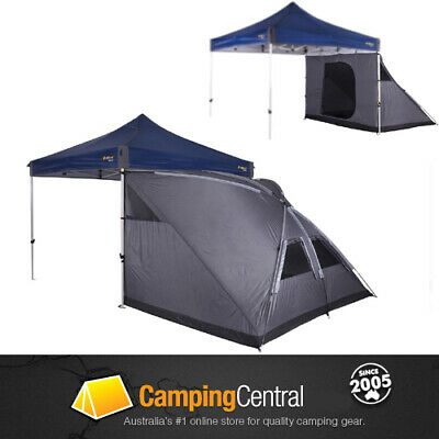 OZTRAIL 3m PORTICO POD TENT Deluxe Gazebo Walls MPGO-TSO-A (FRAME NOT INCLUDED)