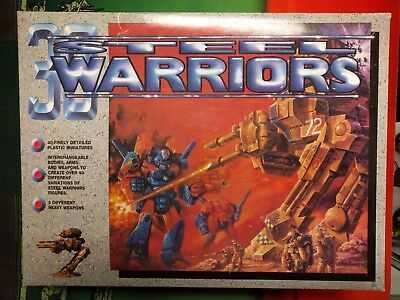 ICE Space Master - 30 Steel Warriors Box (NEW)