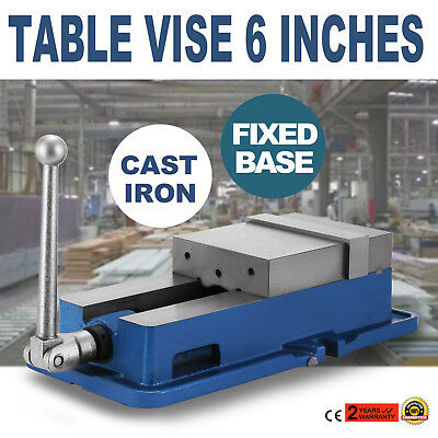 6'' Accu Lock Vise Precision Milling Drilling Machine Bench Clamp Vice UNIT