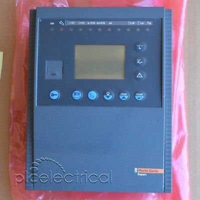 Reset & Tested Sepam S40 Base Unit S10MD with Advanced UMI. 59604