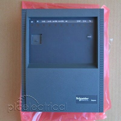 Sepam S40 Base Unit S10MX with Remote Display. 59600. Tested & Reset.