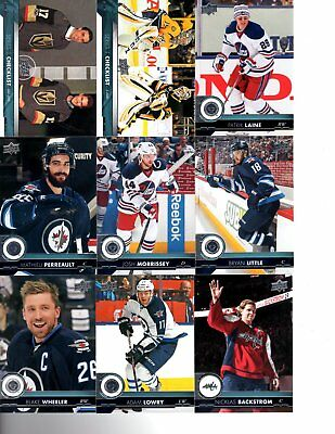 2017-18 Upper Deck Series 1 base - pick your singles 5 for $1 - cheap shipping
