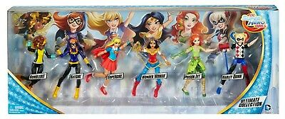 DC SUPER HERO GIRLS Action Figure Gift Set 15CM New in Box